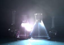 Laboratory Research Stock Image