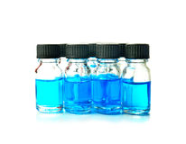 Laboratory Samples Royalty Free Stock Photo