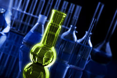 Laboratory Science Royalty Free Stock Photography