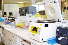 Laboratory supplies and equipment Royalty Free Stock Photo