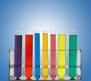 Laboratory Test Tubes Stock Photos