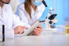 Laboratory Royalty Free Stock Photo
