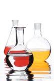 Laboratory utensils royalty free stock photography
