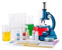 Laboratory ware Stock Photos