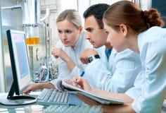 Laboratório Imagem de Stock