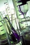 Laborausrüstung Lizenzfreie Stockbilder