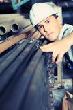 Laborer Royalty Free Stock Photo
