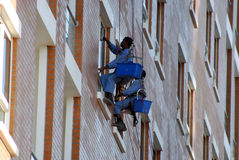 Laborers Stock Photography