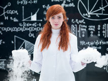 Laborexperimentelle Studien Lizenzfreies Stockbild