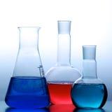 Laborglaswaren Lizenzfreie Stockfotos