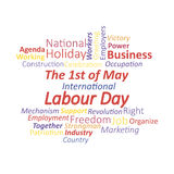 Labour Day Stock Photography