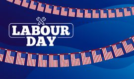 Labour Day Poster. International Workers Day. Vector. Labour Day Poster. International Workers Day. USA national public holiday. Happy labor day background or Vector Illustration