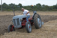Labour Day in Sable sur Sarthe, France ,October 4, 2014 Royalty Free Stock Photo