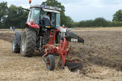 Labour Day in Sable sur Sarthe, France ,October 4, 2014 Stock Image