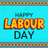 Labour Day. royalty free illustration