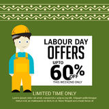 Labour Day. Stock Image