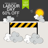 Labour Day. Stock Photo