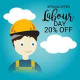 Labour Day. Stock Photography