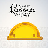 Labour Day. Vector illustration of a Banner for Labour Day Stock Images