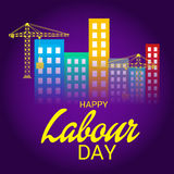 Labour Day. Stock Images