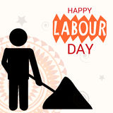 Labour Day. Royalty Free Stock Photos