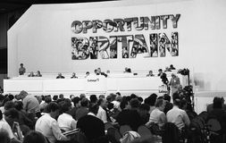 Labour Party Conference Stock Images