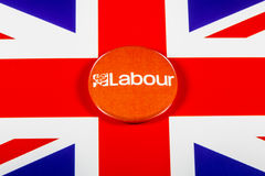 The Labour Party Royalty Free Stock Photo