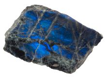Labradorite Royalty Free Stock Photo