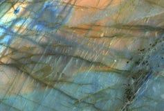 Labradorite background Royalty Free Stock Image