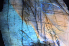 Labradorite background Royalty Free Stock Photos