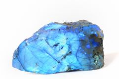 Labradorite gem Stock Images