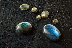 Labradorites Stock Photography