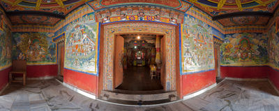 Labrang Gompa Stock Photos