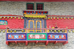 Labrang Gompa , Sikkim, India Royalty Free Stock Image