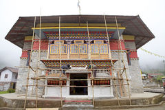 Labrang Gompa , Sikkim, India Royalty Free Stock Photo