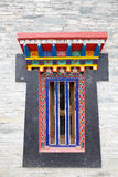 Labrang Gompa, Sikkim, Indien Stockfotos