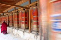 Labrang Lamasery Stock Image