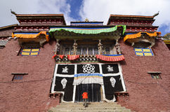 Labrang lamasery Royalty Free Stock Photos
