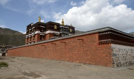 Labrang Monastery Stock Photography