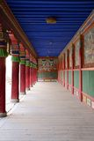 Labrang Monastery Royalty Free Stock Photo