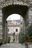 labro rieti de l'Italie Photos stock
