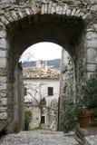 Labro, Rieti - Italia fotos de archivo