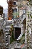 Labro, Rieti - Italia foto de archivo libre de regalías