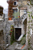 Labro, Rieti - Italy Royalty Free Stock Photo