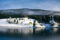 Labska See, Tschechische Republik lizenzfreies stockfoto