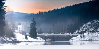 Labska See, Tschechische Republik lizenzfreie stockfotografie