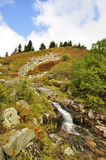 Labsky waterfall Stock Image