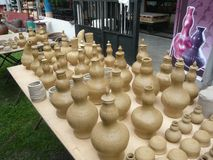 Free Labu Sayong Handicrafts Royalty Free Stock Images - 135668199
