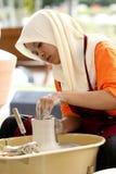 Labu Sayong van Perak Royalty-vrije Stock Afbeelding