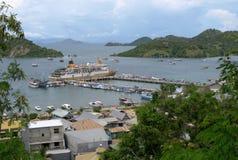 Labuan Bajo, Flores, Nusa Tenggara, Indonesia royalty free stock photos